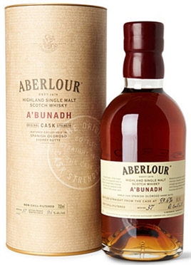 Aberlour Single Malt Scotch ABunadh